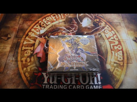 GIVEAWAY! AND VERY FIRST! Rivals of The Pharaoh BOX OPENING