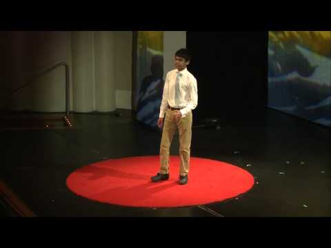 Find your creativity | Hunter Guru | TEDxYouth@Lincoln
