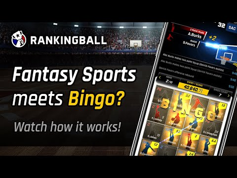 RankingBall Gold: Token for New Fantasy Sports