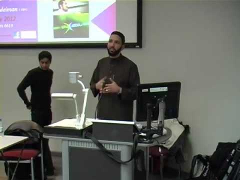 Laws of Love Q&A (Part II) - Sheikh Omar Suleiman
