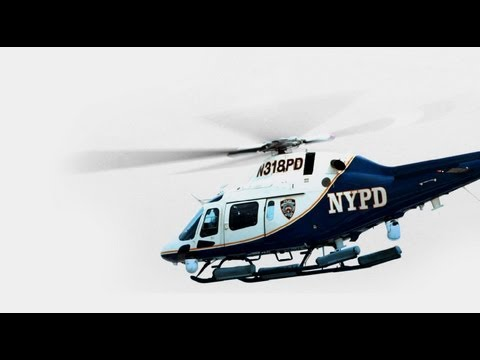 NYPD's Elite Rescue Squad In Action
