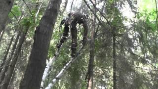 Валка сложных деревьев(Решил вызвать специалиста, что бы свалить на дачном участке пару деревьев, которые нависали над будущим..., 2014-05-23T20:46:15.000Z)