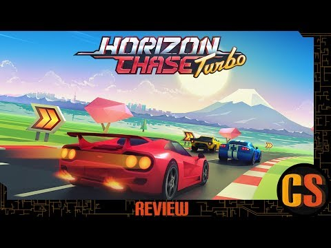 HORIZON CHASE TURBO - PS4 REVIEW