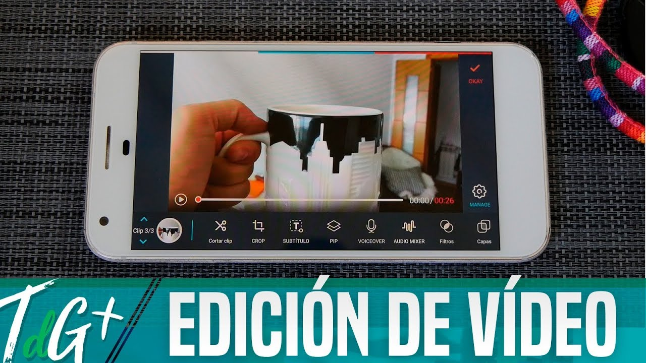 Los 5 Mejores Editores De Vídeo Para Ios Y Android Youtube