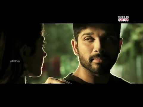 Allu arjun edited song
