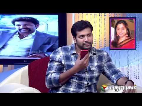 Natchathira Jannal - With Actor Jayam Ravi - Part 5