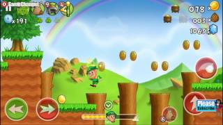 Lep's World 2 Android İos Free Game GAMEPLAY VİDEO #2