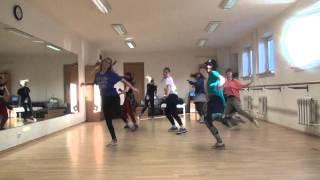 Fly O Tech - Spacetacula Choreography (G House) 2015 06 05