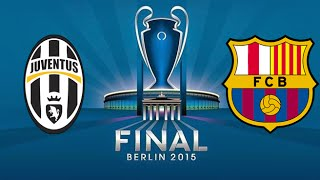 Promo Juventus vs FC Barcalona | FINAL Berlin 2015 - HD