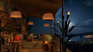 Bossa Nova in Beach Coffee Shop Ambience - Relaxing Background Jazz Music for Work & Study Jazz