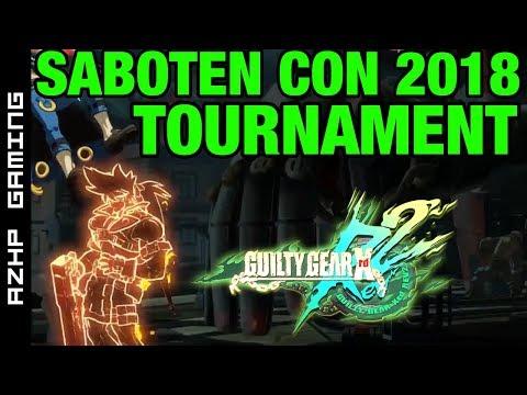 Jimmay Vs Pako - Guilty Gear Xrd REV 2 - AZHP Gaming at Saboten Con 2018 |