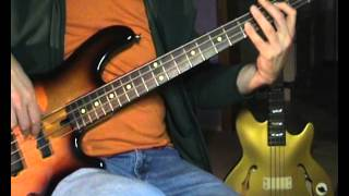 Elton John Rocket Man Bass Cover MP3