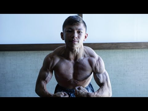 Training Chest EVERYDAY To Make It Grow! || Mental CHEST Day