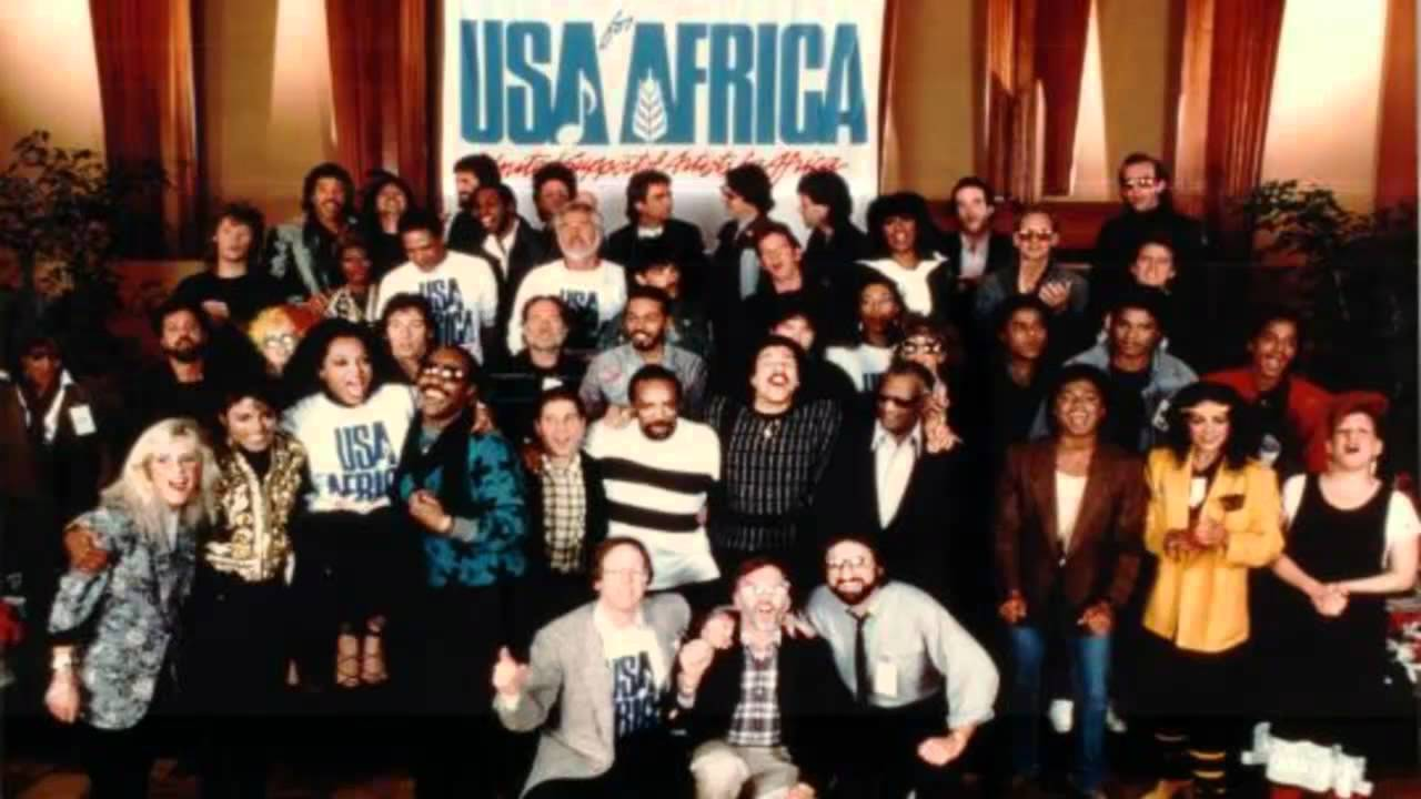 Image result for usa for africa