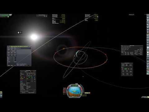 KSP RSS Syncom III (Geostationary Orbit)