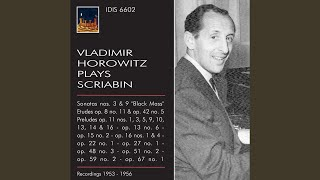 Piano Sonata No. 3 in F-Sharp Minor, Op. 23: II. Allegretto