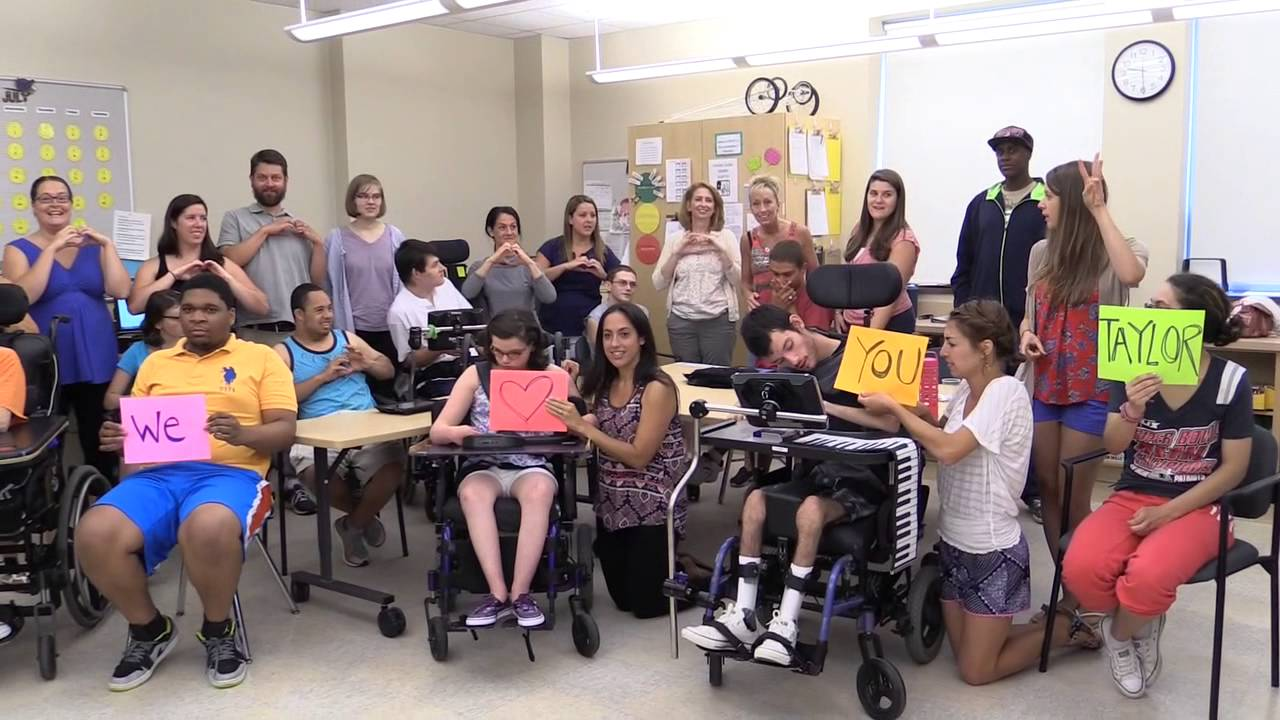 Local Special Education Students Remake 'Shake It Off ...