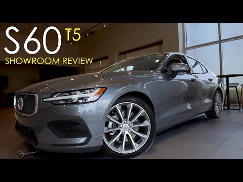 the-new-2019-volvo-s60-t5-w/-momentum-package-|-in-depth-showroom-review---charleston,-sc