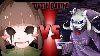 An actual genocide battle against Asriel Dreemur, with some help of...