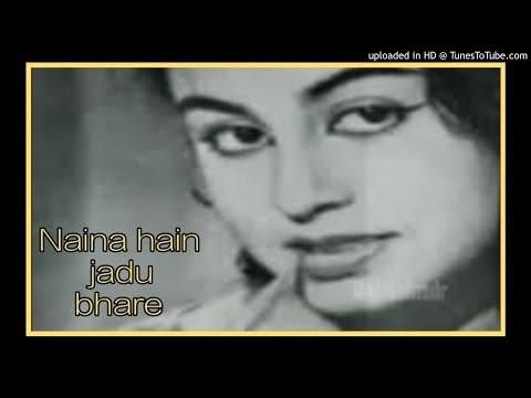 Naina hain jadu bhare o gori tore../Mukesh ji/covered by mkkhare