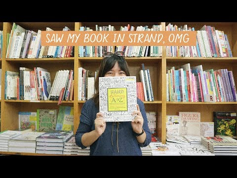 Art & Bookstores in NYC (+ haul) 🎨📚🇺🇸 | Abbey Sy