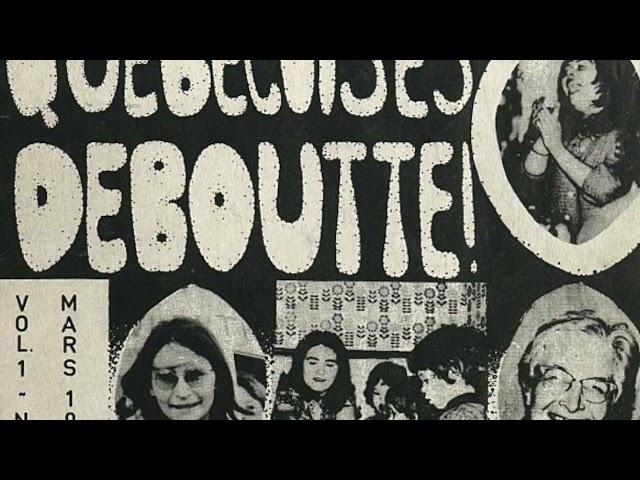 Épisode 7 : Penser l'indépendantisme québécois en incluant les femmes