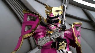 Video Power Rangers Super Samurai - Runaway Spike - Megazord Fight download MP3, 3GP, MP4, WEBM, AVI, FLV Maret 2017