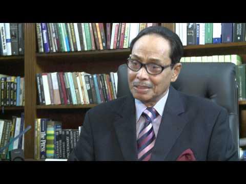 Hussain M Ershad - Bangladesh President Interview by RMR