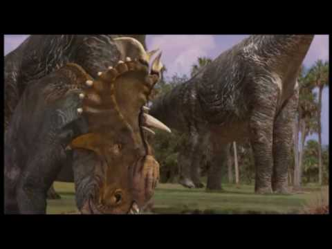Albertosaurus and Carnotaurus Get out alive