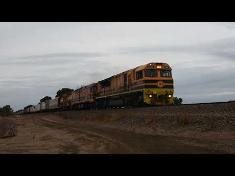 Freight Train (7AD1)
