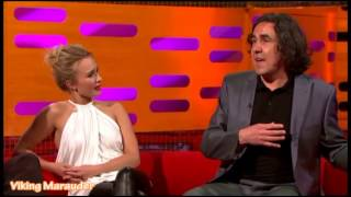 The Graham Norton Show - S13E10 - Dan Stevens, Hayden Panettiere & Micky Flanagan - 7th June 2013
