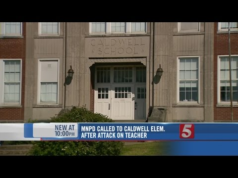 6-year-old Attacks Teacher At Caldwell Elementary