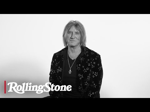 The First Time with Joe Elliott