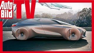 BMW Vision Next 100 (2016) - BMW spielt Zukunftsmusik