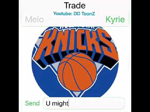 Kyrie Irving to the Knicks???