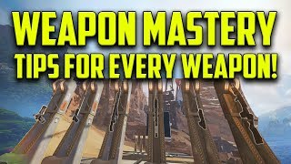 21 PRO WEAPON TIPS! One Apex Legends Trick For Every Single Weapon  - Play Like a Pro!