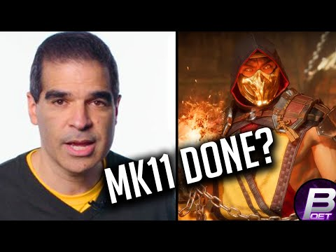 Is Mortal Kombat 11 Done? Here's What Ed Boon Says.. |