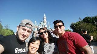 Disneyland adventures ft Bart Kwan & Geo Antoinette