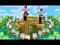 MINECRAFT 100,000 MODDED ZOMBIES vs 2 YOUTUBERS! - Minecraft Mods