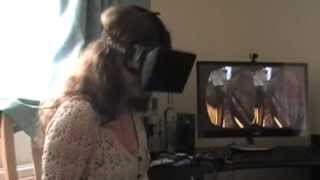 Oculus Rift - Dev Kit Demo (ft. Chaoss,