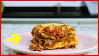 Lasanha Caseira Sem Farinha de Trigo Deliciosa – Você Precisa Aprender Essa Receita
