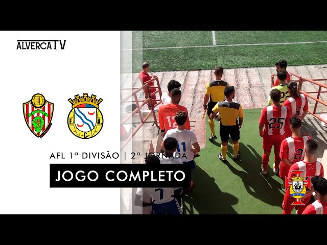 SC Linda-a-Velha 2-4 FC Alverca B   Jogo Completo