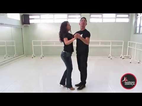 Aprenda Facilmente 2 Passos de Forró - Academia da Dança