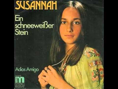 Susannah - Adios Amigo