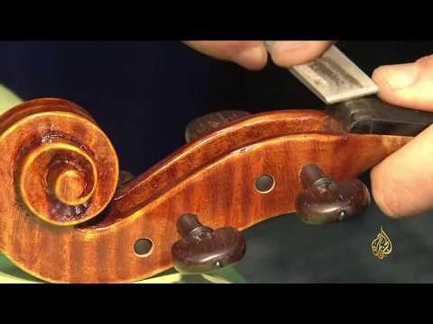 هذا الصباح-ورشة صغيرة بالبرتغال تصنع أجود أنواع الكمان  - نشر قبل 1 ساعة