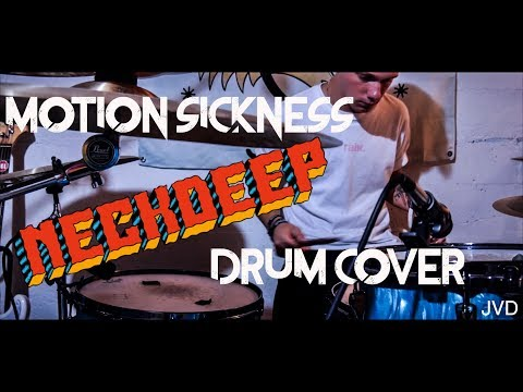 JVD - Motion Sickness - Neck Deep (DRUM COVER) 4K
