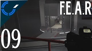 Yours Truly (The Face Reveal Stream)  - 09 - F.E.A.R (PC)