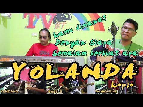 BABANG TAMVAN - YOLANDA (Cover) Versi Koplo