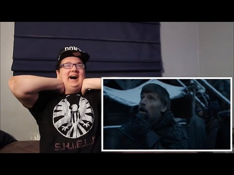 """GAME OF THRONES S8E1: """"Winterfell"""" REACTION PART 2"""