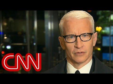 Anderson Cooper calls out Trump's hypocrisy on unity